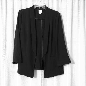 Lauren Conrad size 10 black blazer